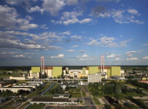 Visit to Paks Nuclear Power Plant, Hungary