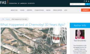 Chernobyl_FedAmScientists