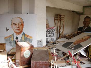 Chernobyl snapshots, 2006