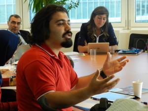June 2014 Middle East Workshop, Amman